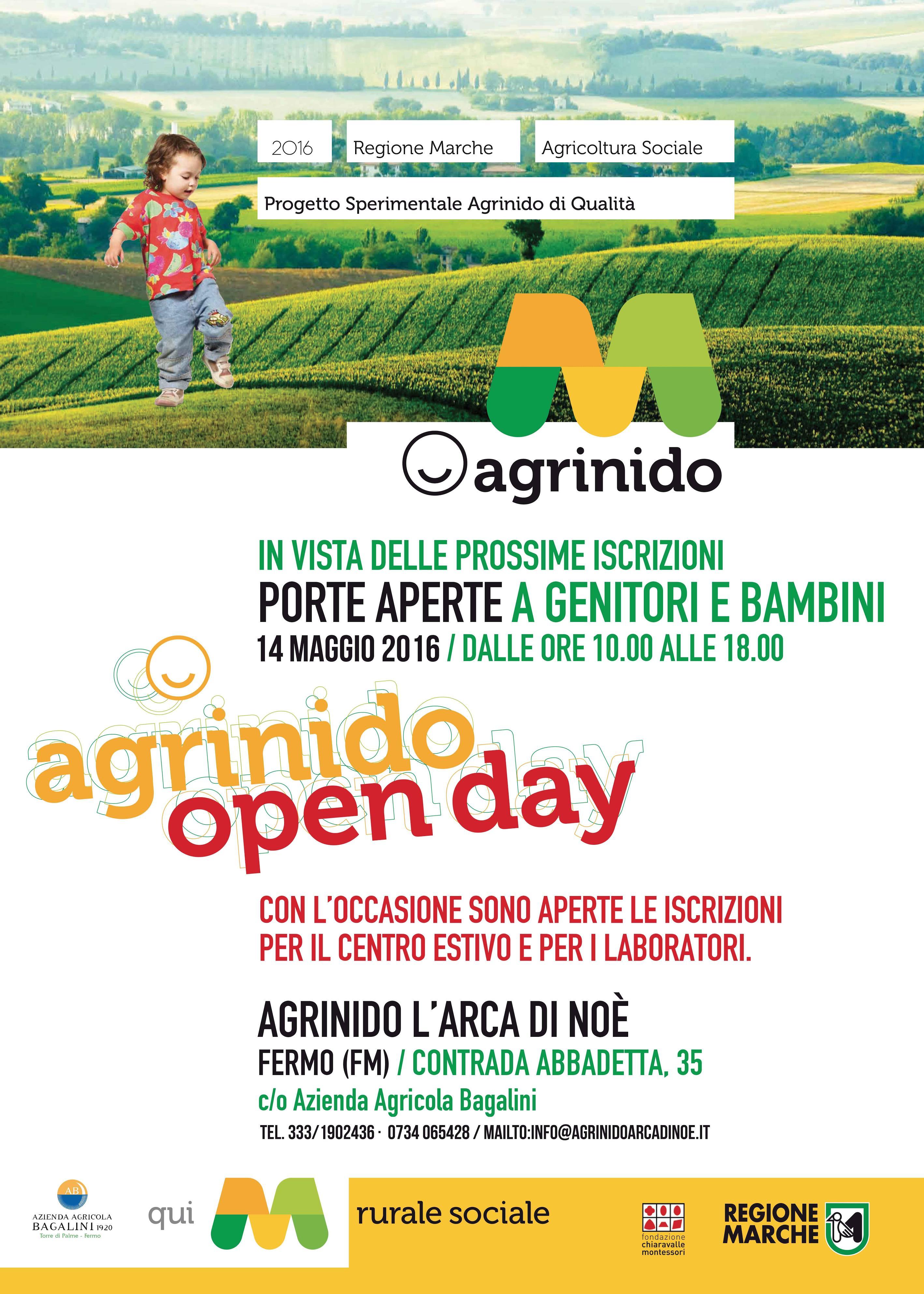 Agrinido open day 2016